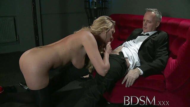 Modèle de sex maison video culotte blonde - Kelly Kerston